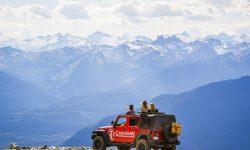 Atv, Jeep Salmon bake tour with Canadian Wilderness Adventures. Photo by Justa Jeskova.