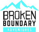 broken boundary
